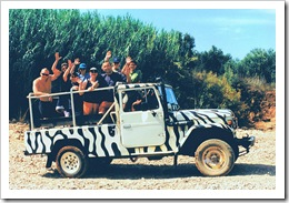 KIDS ZEBRASAFARI 1