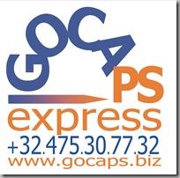 gocaps express logo met webref2
