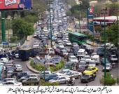 Karachitrafficjam